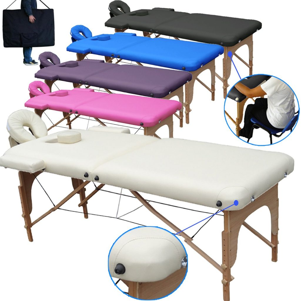 table massage pliante