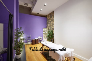 Choisir sa table de massage Reiki