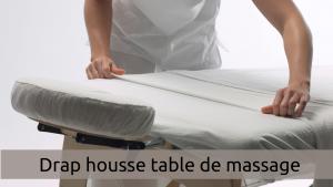 Meilleur drap housse pour table de massage